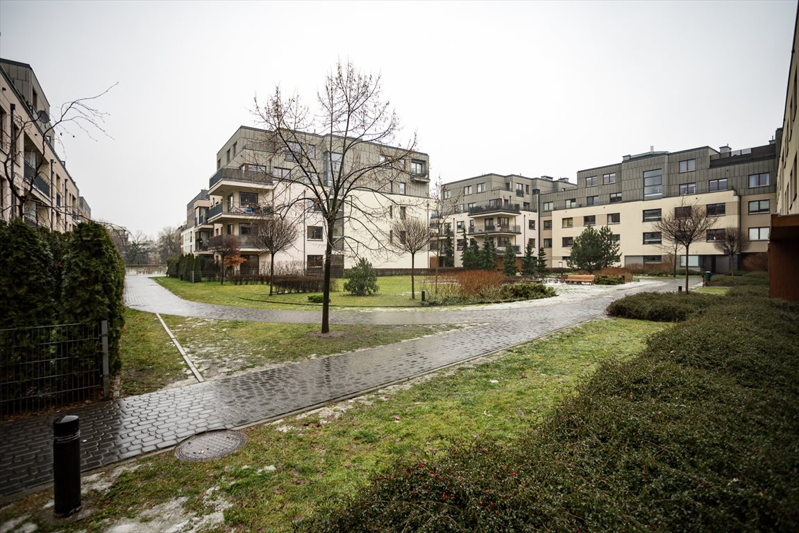 Mieszkanie dwupokojowe na sprzedaż Warszawa, Wilanów, Ostoja Wilanów, Hlonda  56m2 Foto 13