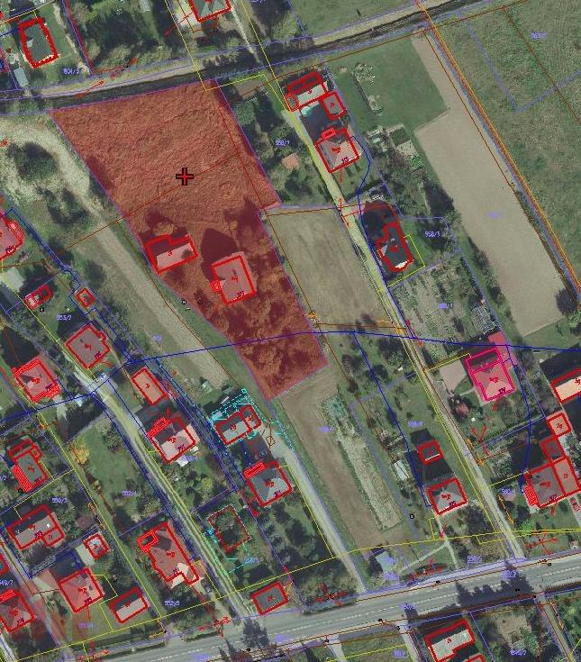 Działka budowlana na sprzedaż Rzeszów, Słocina, Słocińska  4300m2 Foto 1