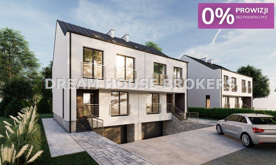 Mieszkanie trzypokojowe na sprzedaż Rzeszów, Przybyszówka, Krakowska  56m2 Foto 1