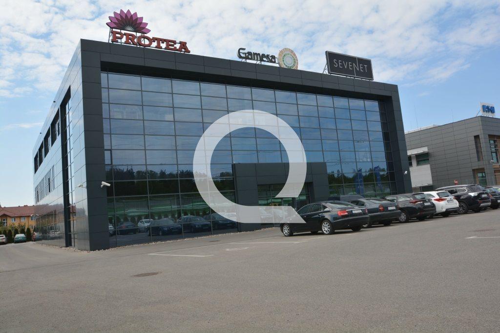 Lokal użytkowy na wynajem Gdańsk, Osowa, Galaktyczna  301m2 Foto 1