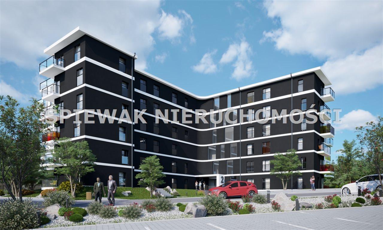 Mieszkanie trzypokojowe na sprzedaż Bielsko-Biała, Sarni Stok  52m2 Foto 7