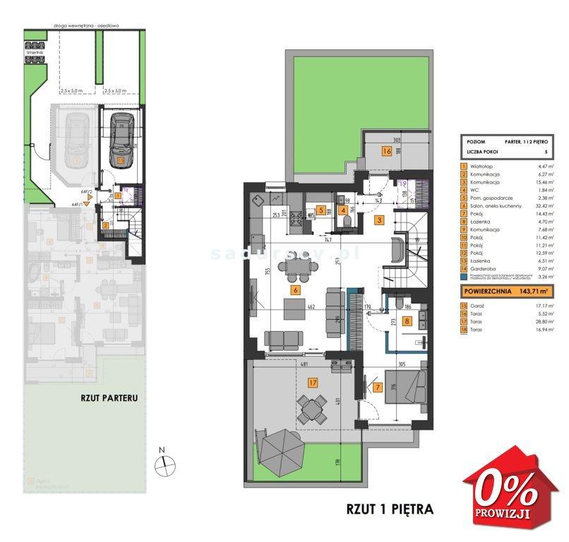 Mieszkanie na sprzedaż Kraków, Dębniki, Kliny, Komuny Paryskiej - okolice  161m2 Foto 3