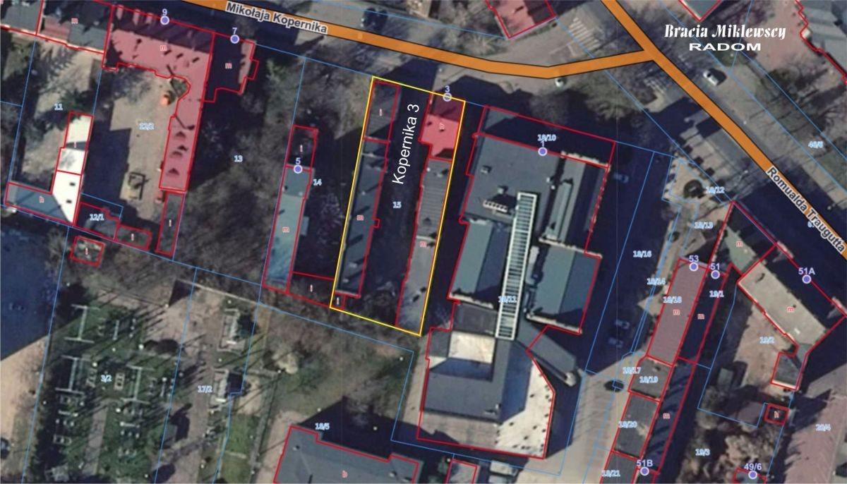 Mieszkanie dwupokojowe na sprzedaż Radom, Śródmieście, Mikołaja Kopernika  52m2 Foto 12