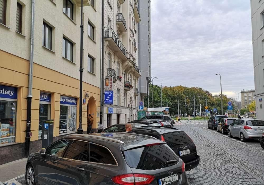 Lokal użytkowy na wynajem Warszawa, Śródmieście, Śniadeckich 21  58m2 Foto 2