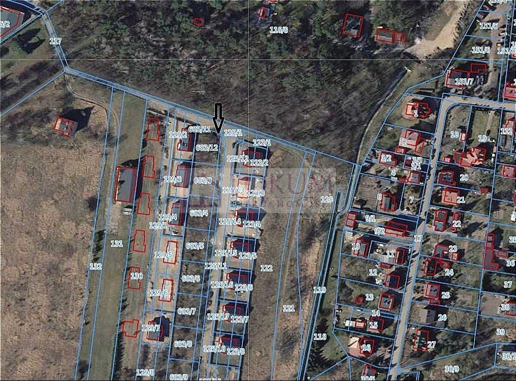 Działka budowlana na sprzedaż Radom, Idalin  700m2 Foto 2