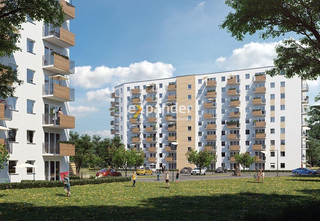 Mieszkanie trzypokojowe na sprzedaż Poznań, Rataje, Wagrowska  50m2 Foto 1