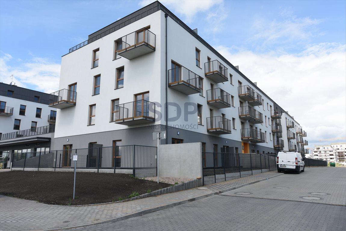 Mieszkanie trzypokojowe na sprzedaż Wrocław, Krzyki, Jagodno, Buforowa  70m2 Foto 1
