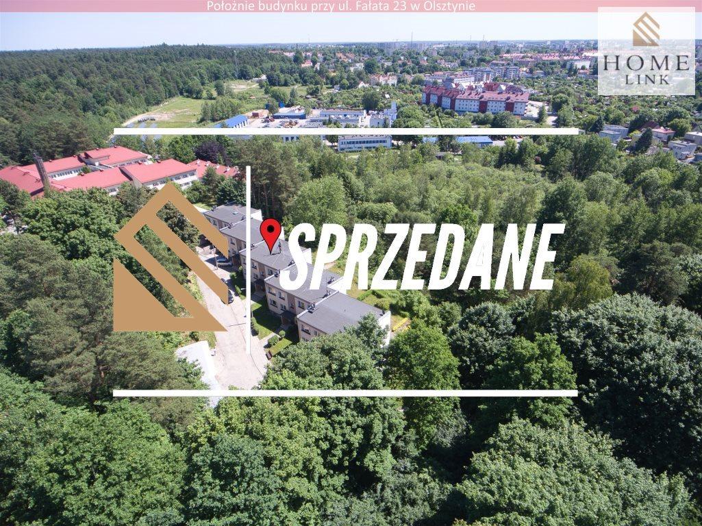 Mieszkanie dwupokojowe na sprzedaż Olsztyn, Fałata  27m2 Foto 8