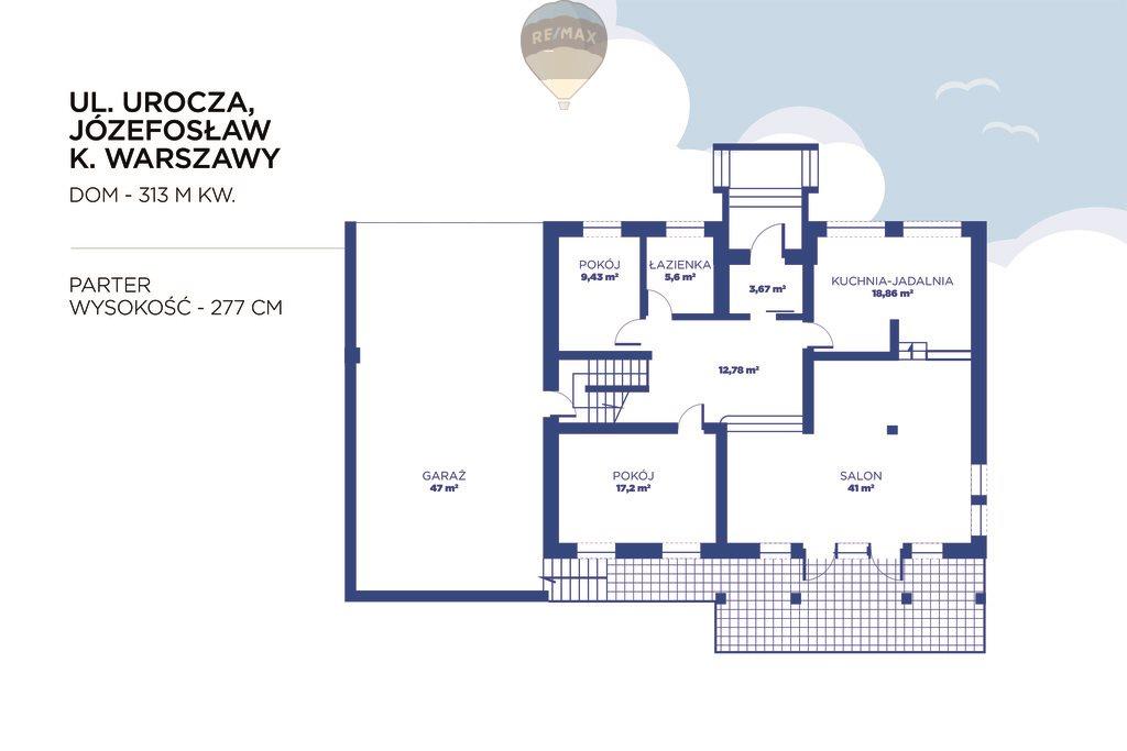 Dom na sprzedaż Józefosław  313m2 Foto 4