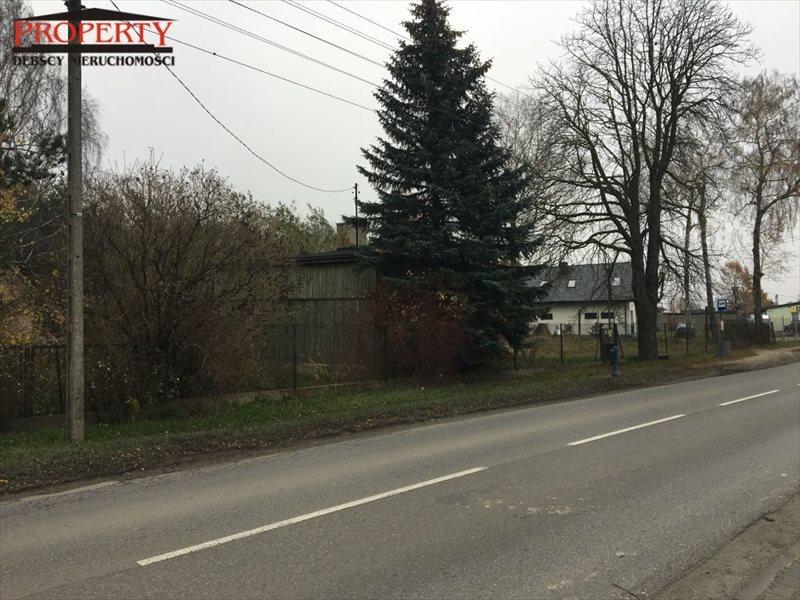 Działka inwestycyjna na sprzedaż Łódź, Górna, Kolumny  3000m2 Foto 1