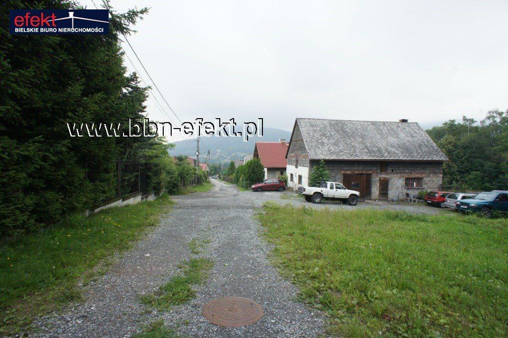 Działka budowlana na sprzedaż Bystra  1786m2 Foto 7