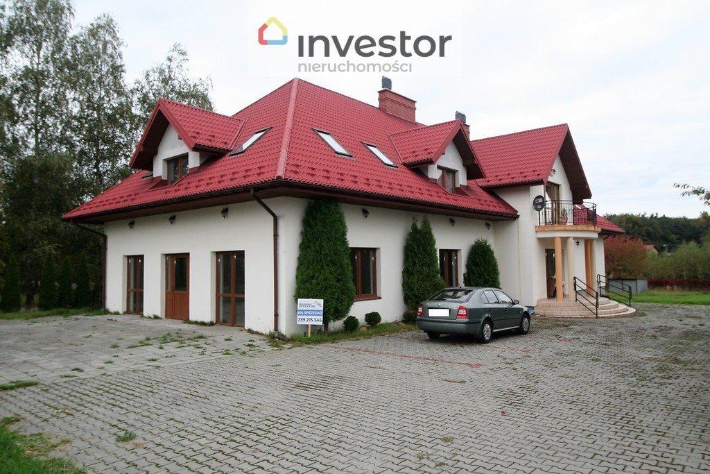 Lokal użytkowy na sprzedaż Zgłobice  750m2 Foto 2