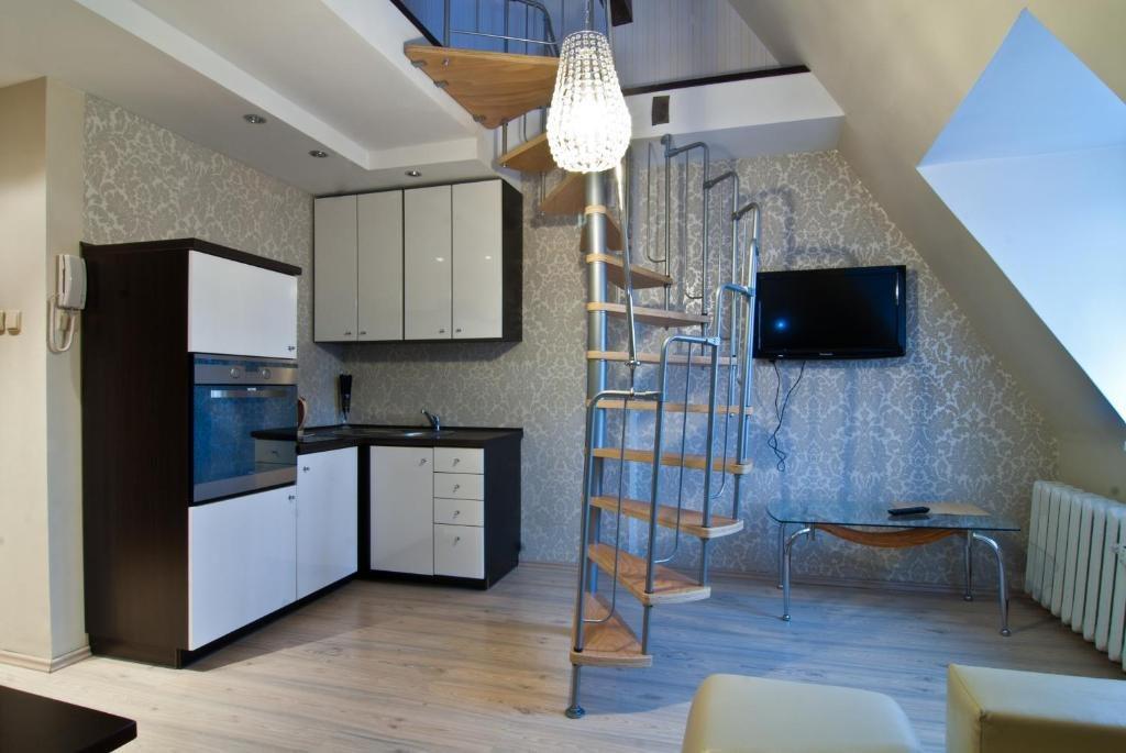 Mieszkanie dwupokojowe na wynajem Toruń, Stare Miasto, Szczytna  33m2 Foto 3