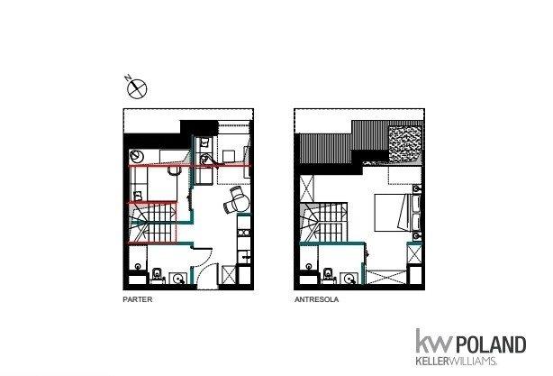 Mieszkanie trzypokojowe na sprzedaż Poznań, Centrum, Podgórna  46m2 Foto 5
