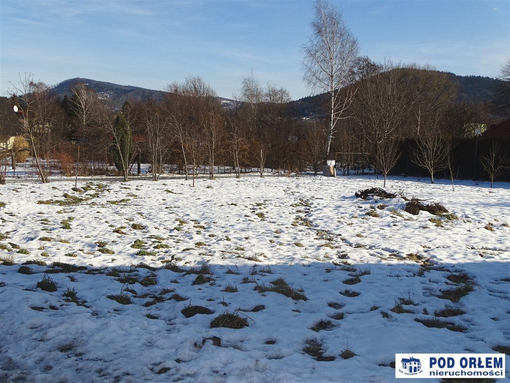 Działka inna na sprzedaż Bielsko-Biała, Cygański Las  1011m2 Foto 1