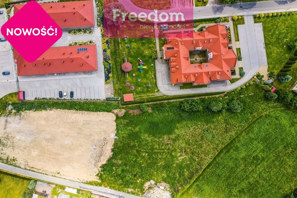 Działka inwestycyjna na sprzedaż Głogów Małopolski, Zielona  6671m2 Foto 6