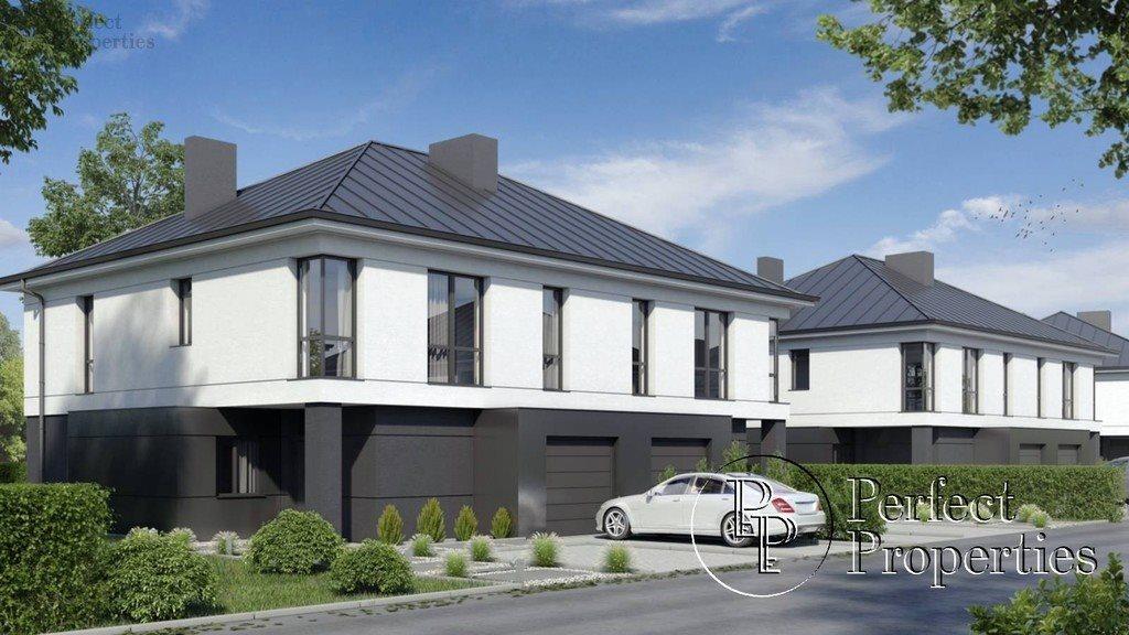 Dom na sprzedaż Warszawa, Wilanów, Powsin, Rosochata  165m2 Foto 2