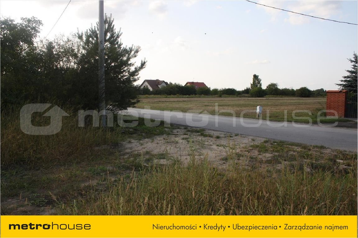 Działka budowlana na sprzedaż Skierniewice, Skierniewice  1300m2 Foto 2