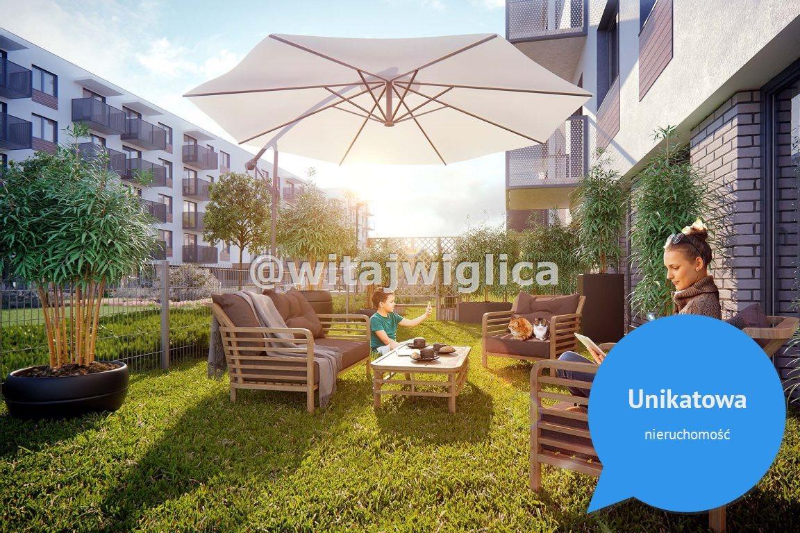 Mieszkanie dwupokojowe na sprzedaż Wrocław, Krzyki, Klecina, Jutrzenki  45m2 Foto 9
