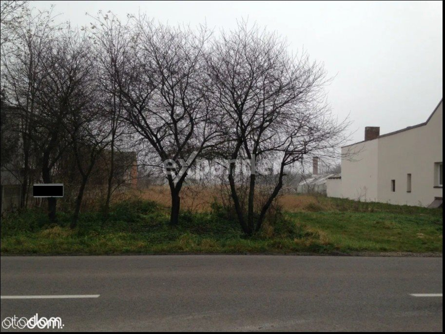 Działka budowlana na sprzedaż Czarny Las, Częstochowska  1584m2 Foto 1