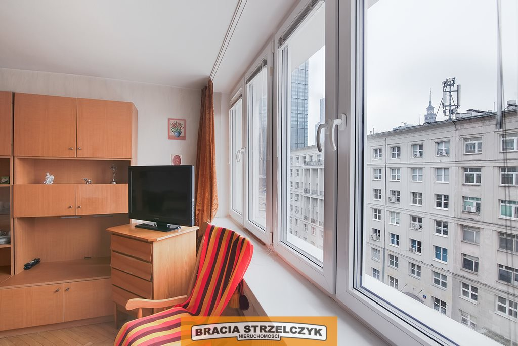 Mieszkanie dwupokojowe na sprzedaż Warszawa, Śródmieście, Aleje Jerozolimskie  47m2 Foto 4