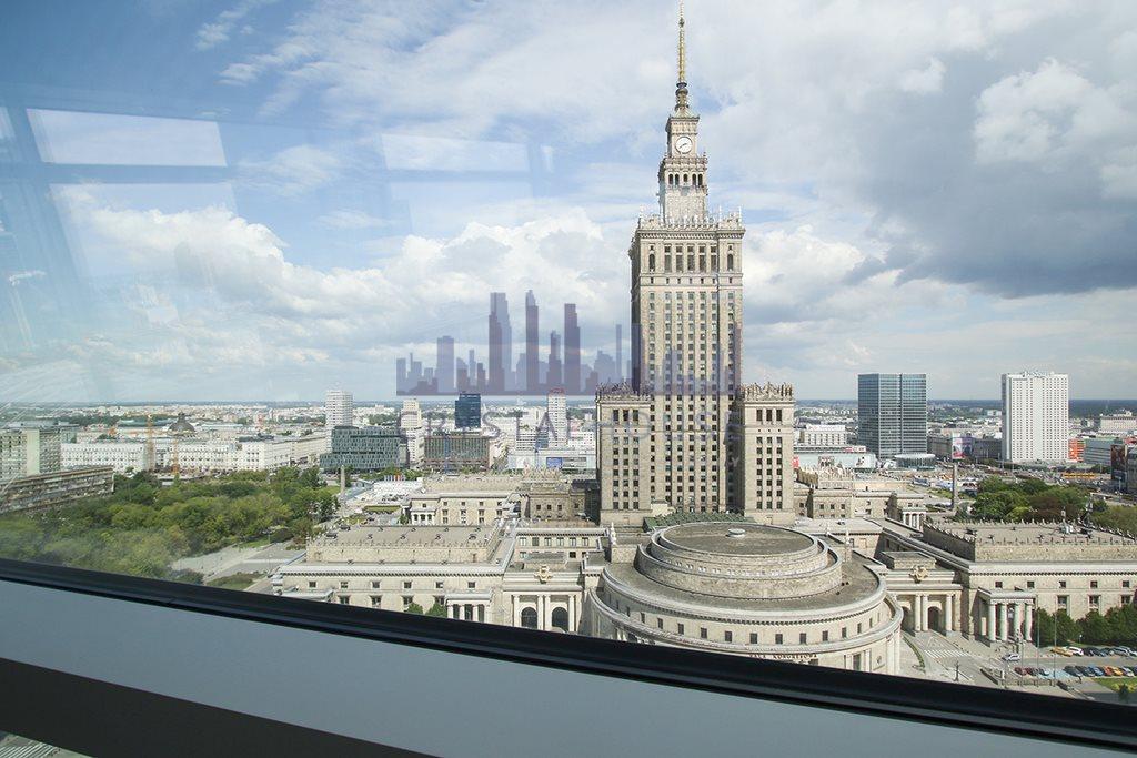 Mieszkanie dwupokojowe na sprzedaż Warszawa, Śródmieście, Złota  125m2 Foto 2