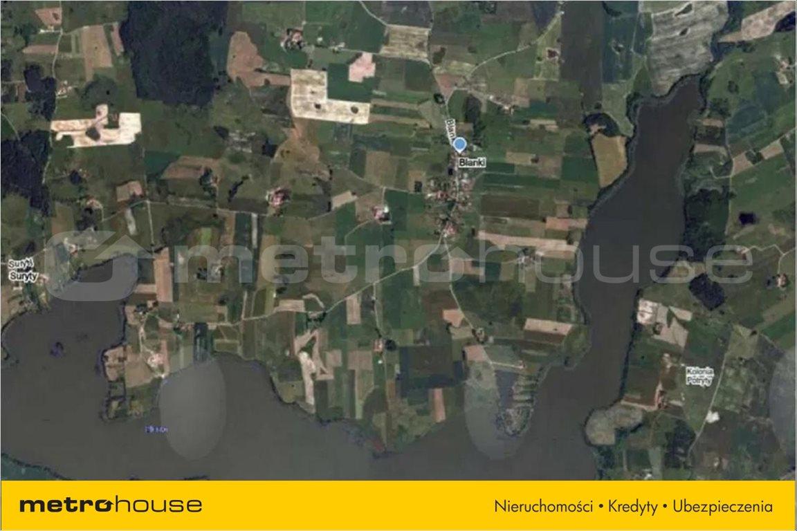 Działka rolna na sprzedaż Blanki, Lidzbark Warmiński  3376m2 Foto 2