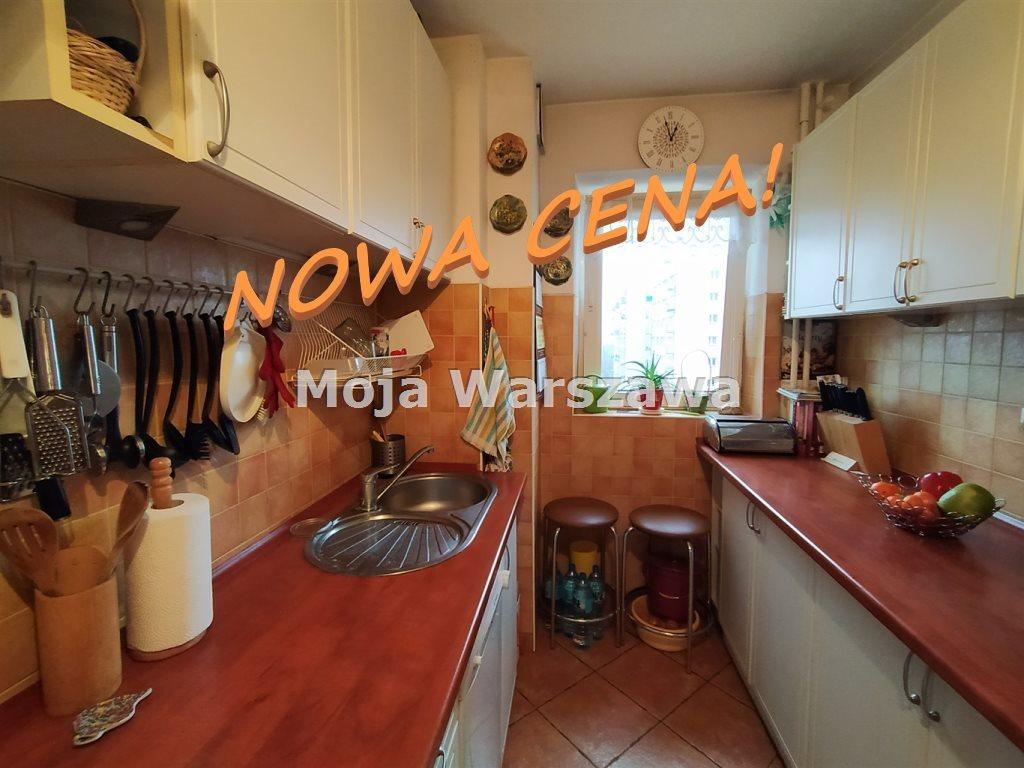 Mieszkanie trzypokojowe na sprzedaż Warszawa, Wola, Ulrychów, Wieluńska  49m2 Foto 7