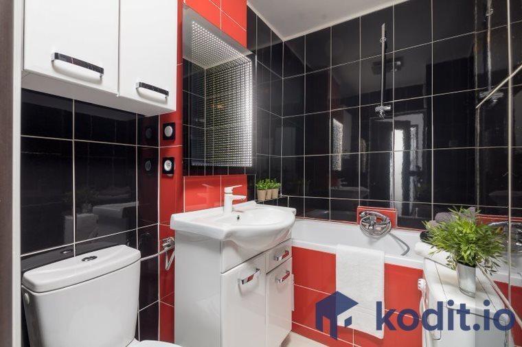 Mieszkanie trzypokojowe na sprzedaż Warszawa, Wola, Krochmalna  58m2 Foto 10
