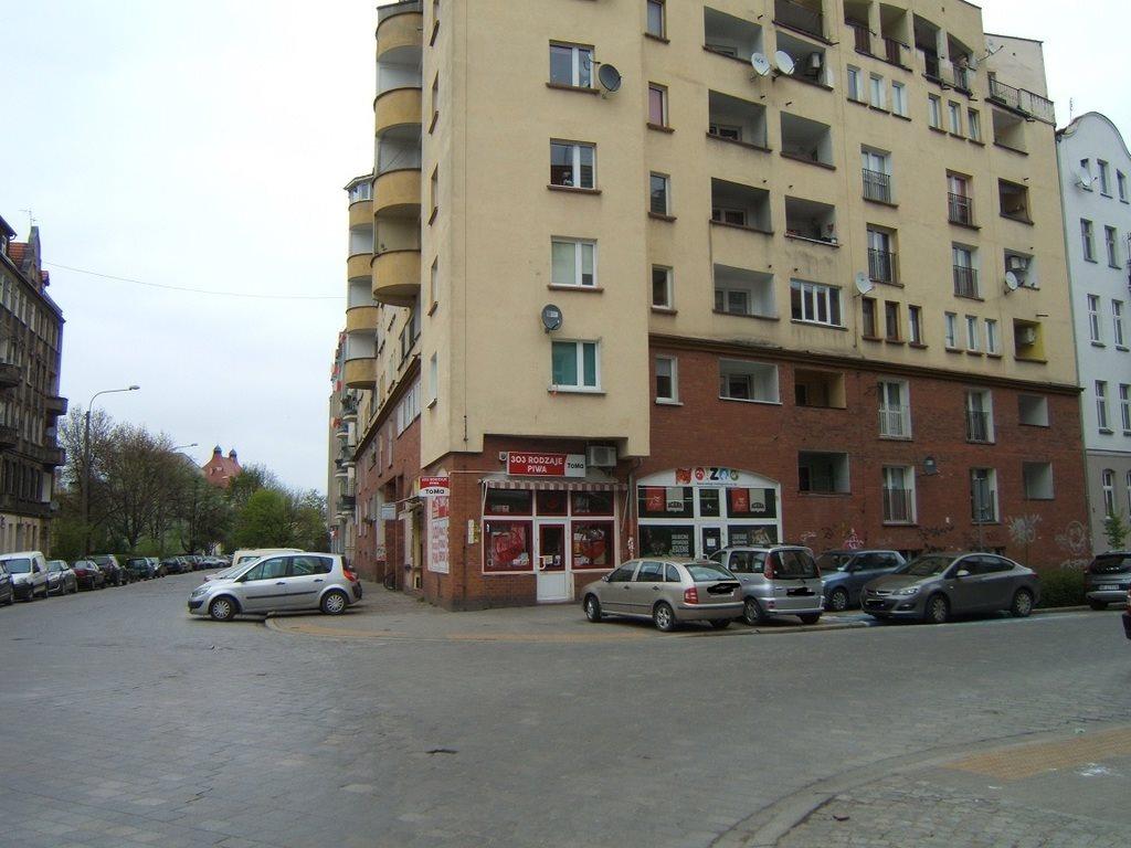 Lokal użytkowy na sprzedaż Wrocław, Krzyki  58m2 Foto 1
