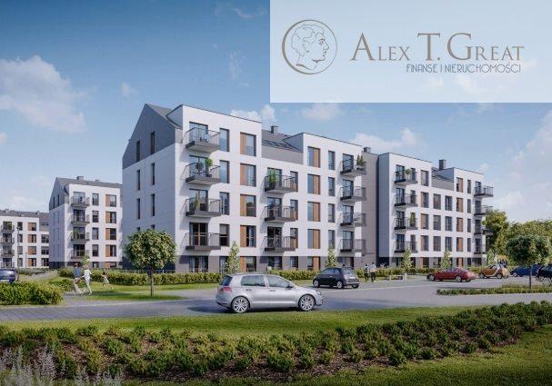 Mieszkanie dwupokojowe na sprzedaż Gdańsk, Łostowice, Niepołomicka  41m2 Foto 1