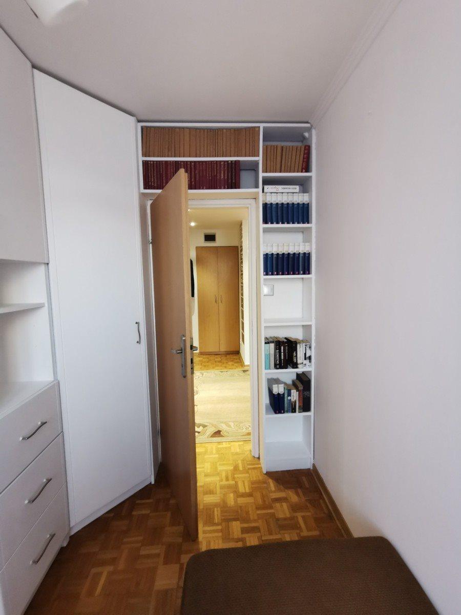 Mieszkanie trzypokojowe na sprzedaż Warszawa, Mokotów, Konstancińska  50m2 Foto 7
