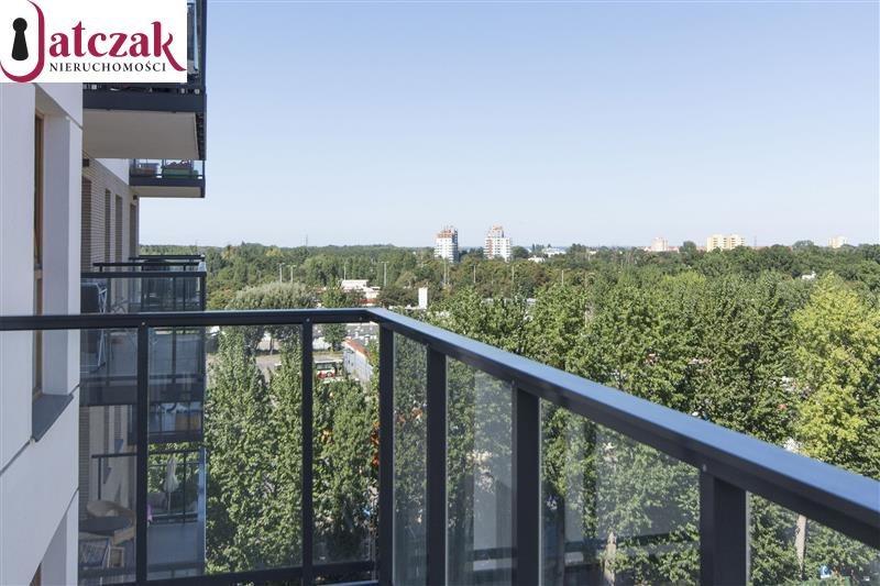 Mieszkanie dwupokojowe na wynajem Gdańsk, Wrzeszcz, ZAJEZDNIA WRZESZCZ, GRUDZIĄDZKA  43m2 Foto 6