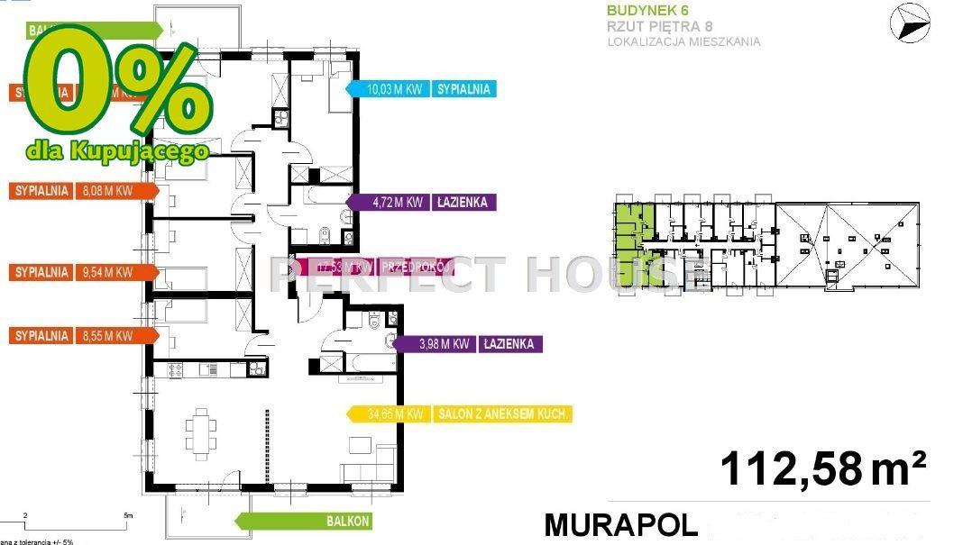 Mieszkanie na sprzedaż Poznań, Rataje  113m2 Foto 7