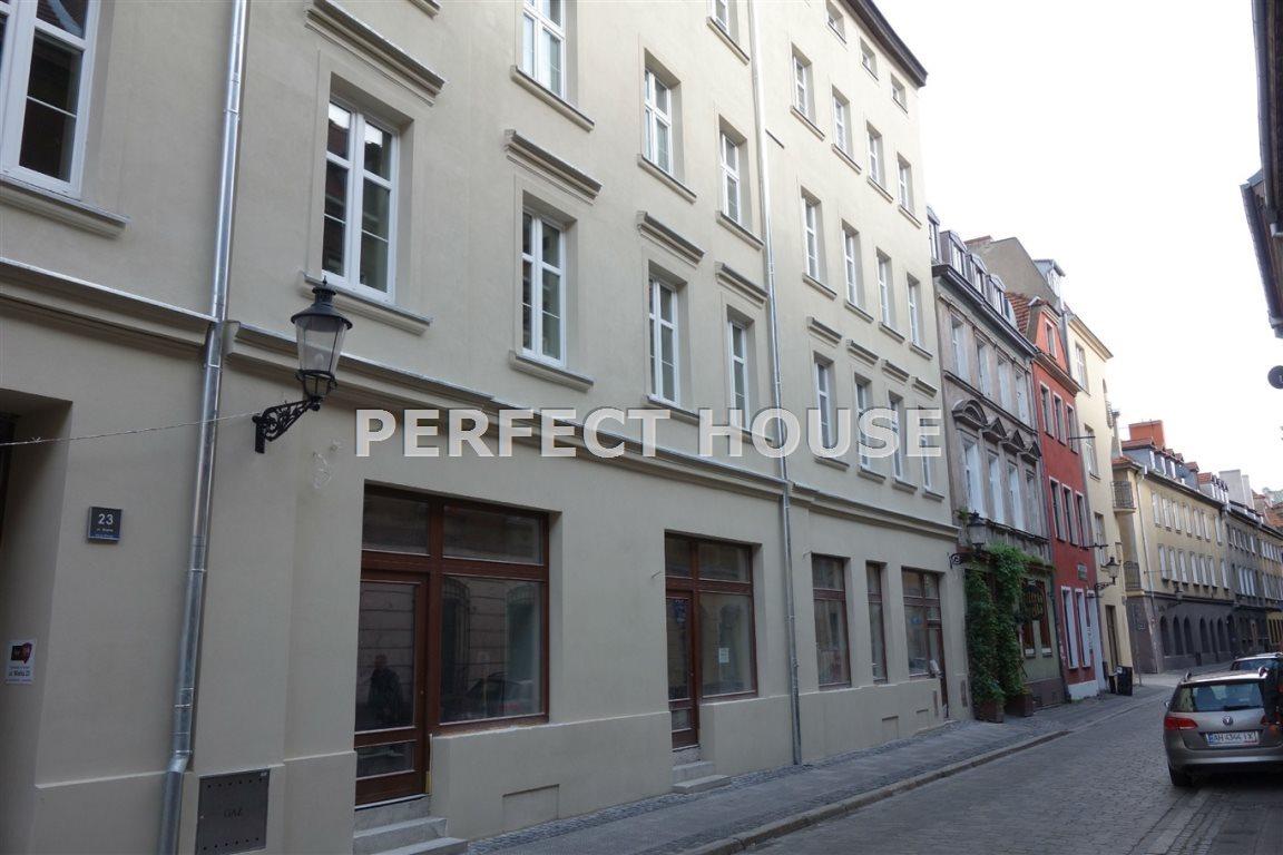 Lokal użytkowy na wynajem Poznań, Stary Rynek  339m2 Foto 2
