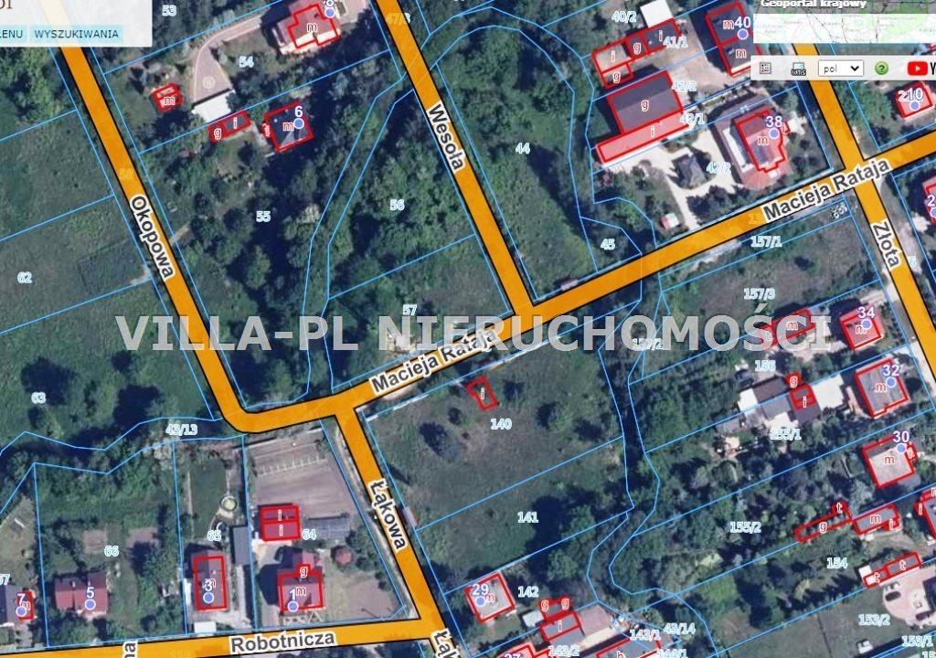 Działka budowlana na sprzedaż Głowno, Rataja  3674m2 Foto 5
