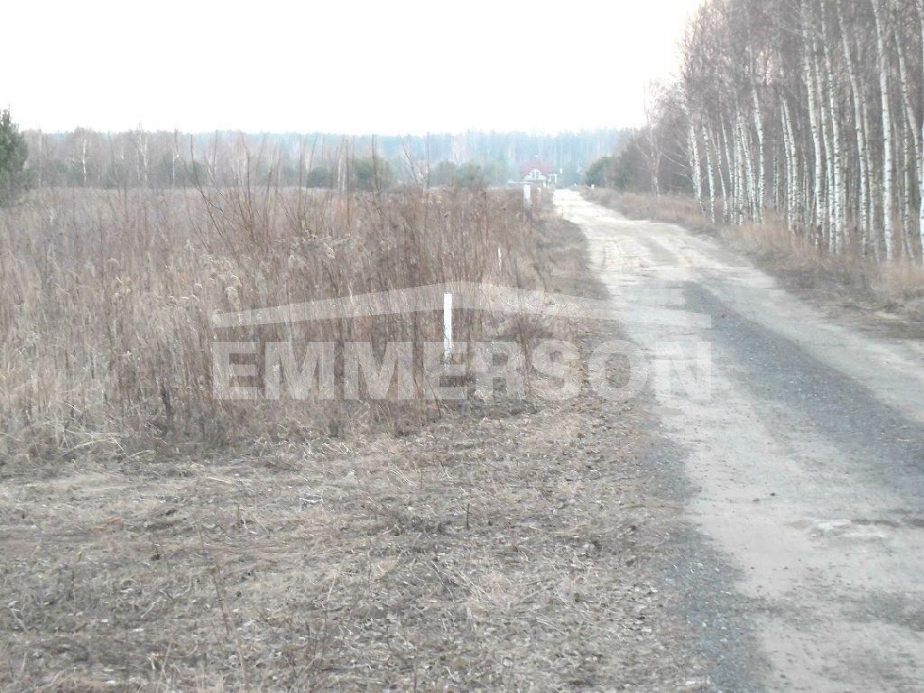 Działka przemysłowo-handlowa pod dzierżawę Czosnów, Łomna, Majowa  2000m2 Foto 2