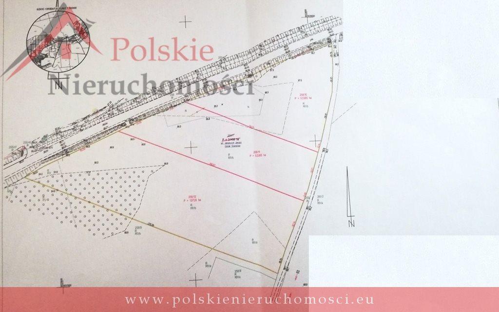 Działka komercyjna na sprzedaż Lublewo Gdańskie, gen. Józefa Wybickiego  5365m2 Foto 13