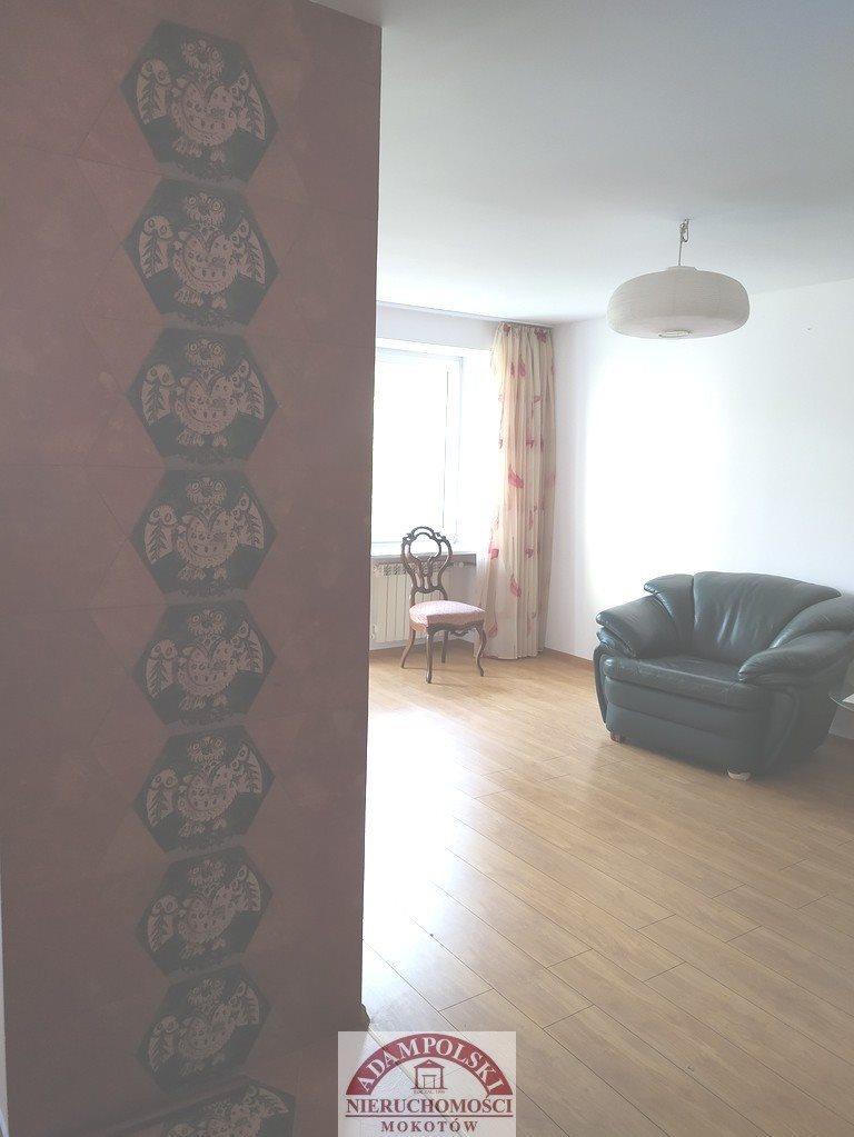 Mieszkanie dwupokojowe na wynajem Warszawa, Mokotów, Batuty  46m2 Foto 3