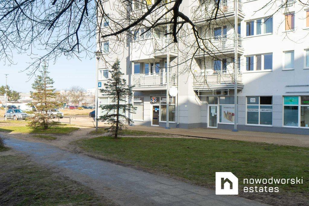 Lokal użytkowy na wynajem Gdańsk, Zaspa, al. Jana Pawła II  42m2 Foto 11