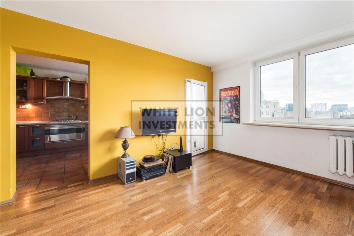 Mieszkanie trzypokojowe na sprzedaż Warszawa, Śródmieście, Wola, Leszno  72m2 Foto 2