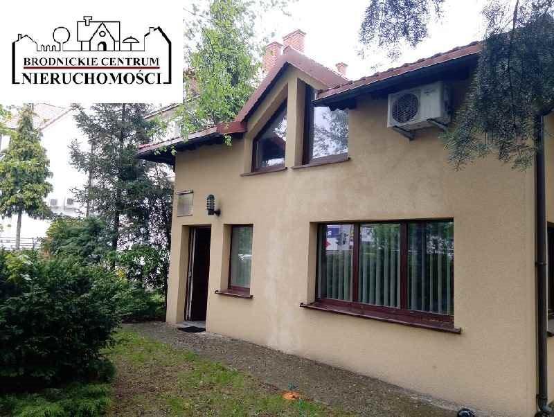 Dom na sprzedaż polska, Brodnica, Centrum  110m2 Foto 2