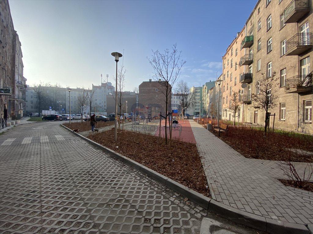 Mieszkanie dwupokojowe na sprzedaż Wrocław, Śródmieście, Ołbin, Żeromskiego Stefana  39m2 Foto 11