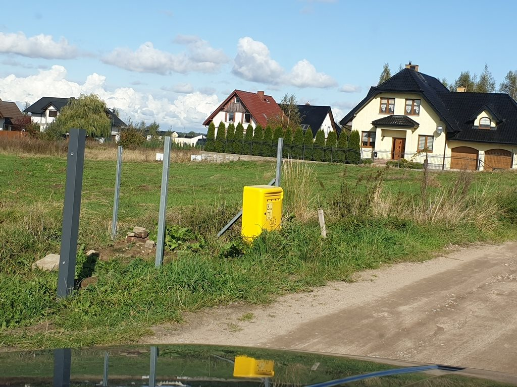Działka budowlana na sprzedaż Przyjaźń, Okrężna  1820m2 Foto 1
