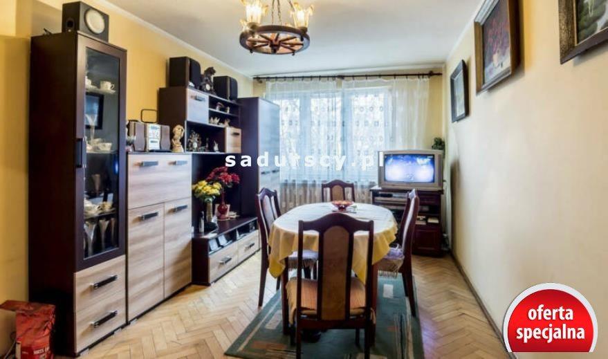 Mieszkanie trzypokojowe na sprzedaż Kraków, Bieńczyce, Bieńczyce, Wysokie  56m2 Foto 1
