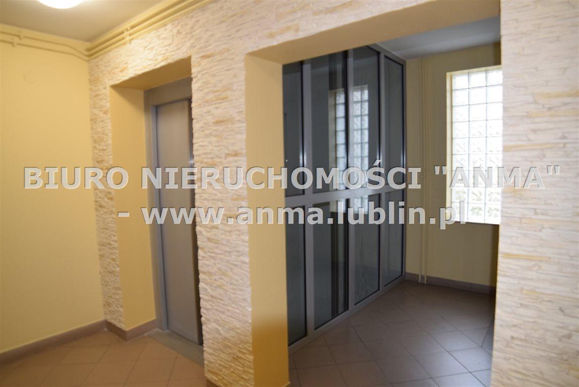 Mieszkanie dwupokojowe na wynajem Lublin, Śródmieście, Centrum, Niecała  45m2 Foto 9