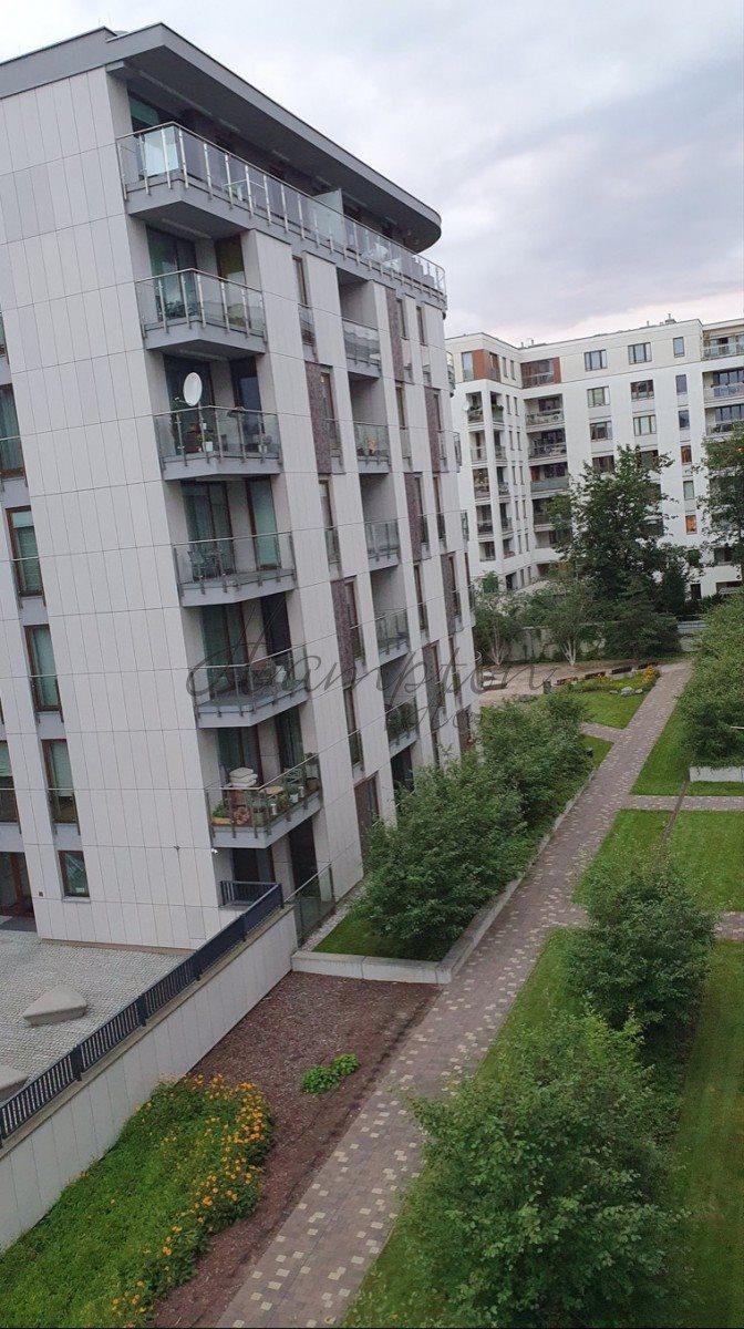 Mieszkanie dwupokojowe na sprzedaż Warszawa, Śródmieście Powiśle, Leona Kruczkowskiego  64m2 Foto 8