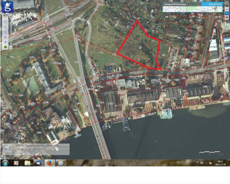 Działka inna na sprzedaż Gdańsk, Sienna  10000m2 Foto 4