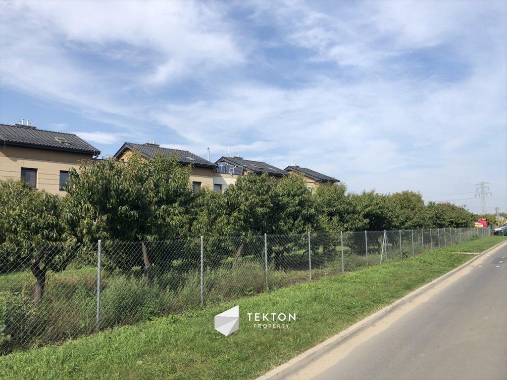 Działka budowlana na sprzedaż Wrocław, Klecina, Ogórkowa  2194m2 Foto 2