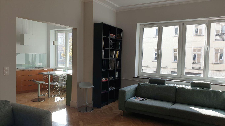 Mieszkanie trzypokojowe na sprzedaż Warszawa, Śródmieście, Wiejska  107m2 Foto 5